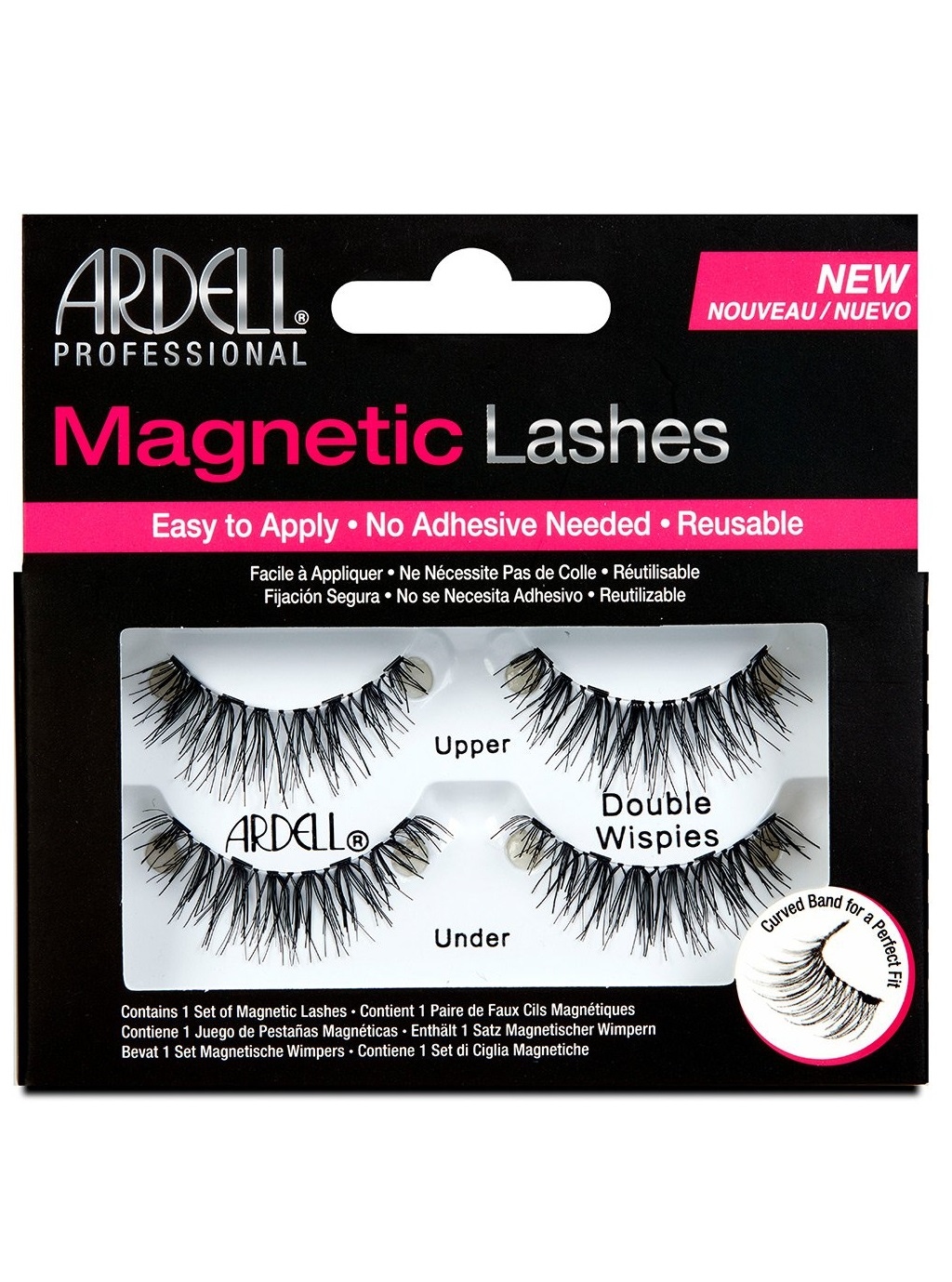 Magnetic Lashes - After hearing about magnetic lashes for the longest time you can now try them from your local drugstore at an affordable price. Ardell is one of my favorite lash brands and I love that they are dipping into this type of lash. Pictured here in the double wispies (my personal favorite).