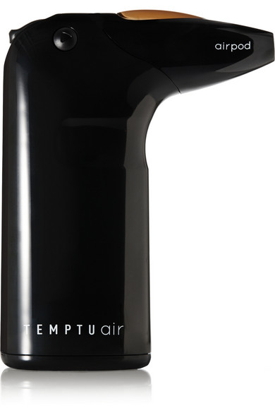 Dancing Queen - We couldn't not feature a makeup product. Whether you're a bride, a pro-artist, or just want a complexion that doesn't budge from endless This Is Us tears, airbrush makeup is the future and the future is here.Temptu is basically the Nespresso of makeup applicators. Choose a pod filled with foundation, bronzer, blush, or highlighter and spray your perfect look. The brand even makes pods for your hair's roots so that you can touch up between salon visits. #sashay