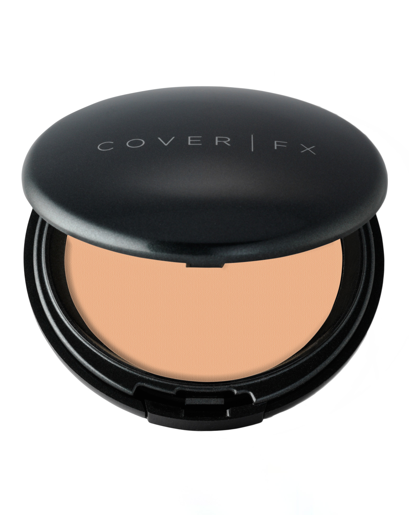 The Powder Puff - Cover FX is the go-to for perfect, editorial quality skin IRL, said every makeup artist ever. While most of the brand's fame comes from its glow-inducing drops, there is an option for our oily skinned brothers and sisters, too.The Pressed Mineral Foundation is matte with a talc-free formulation. Read: no more looking and feeling chalky with powders! This compact houses Amazonian clay to whisk away shine without drying because of the amino acids included to moisturize the skin. Check, please!