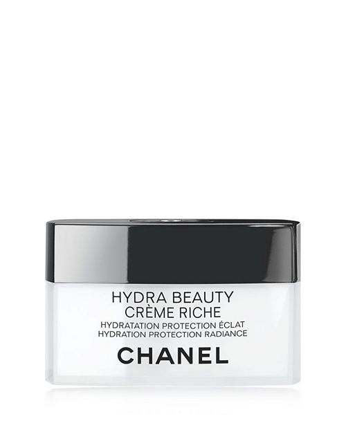The Moisturizer - The cold weather coupled with travel can lead to parched skin. We're talkin' flakes, dry patches, and an overall dull complexion. There's nothing quite as miserable as applying your makeup and not getting the result you want because your skin is in bad shape.We avoid this by slathering ourselves in Hydra Beauty Creme Riche from Chanel. The brand's scientists extracted the most concentrated elements from the Camellia flower to infuse this luxurious cream with the most hydrating ingredients. Blue Ginger helps protect your skin from environmental aggressors (UV and pollutants). This is a must for airplane travel.