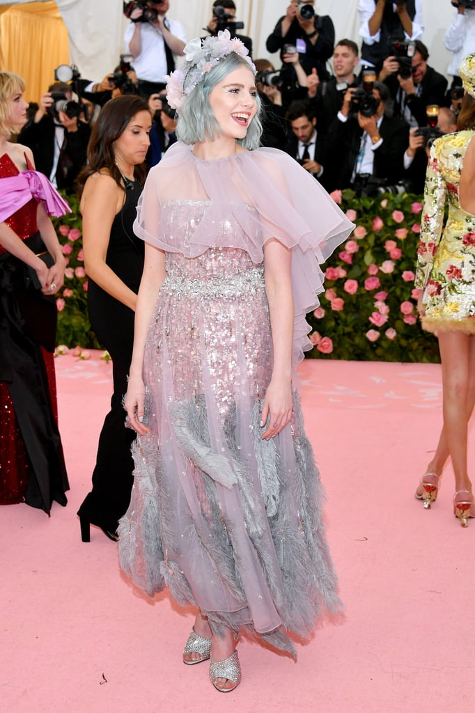 The  Bohemian Rhapsody  star has been rocking pink carpets and the Met Gala was no exception.