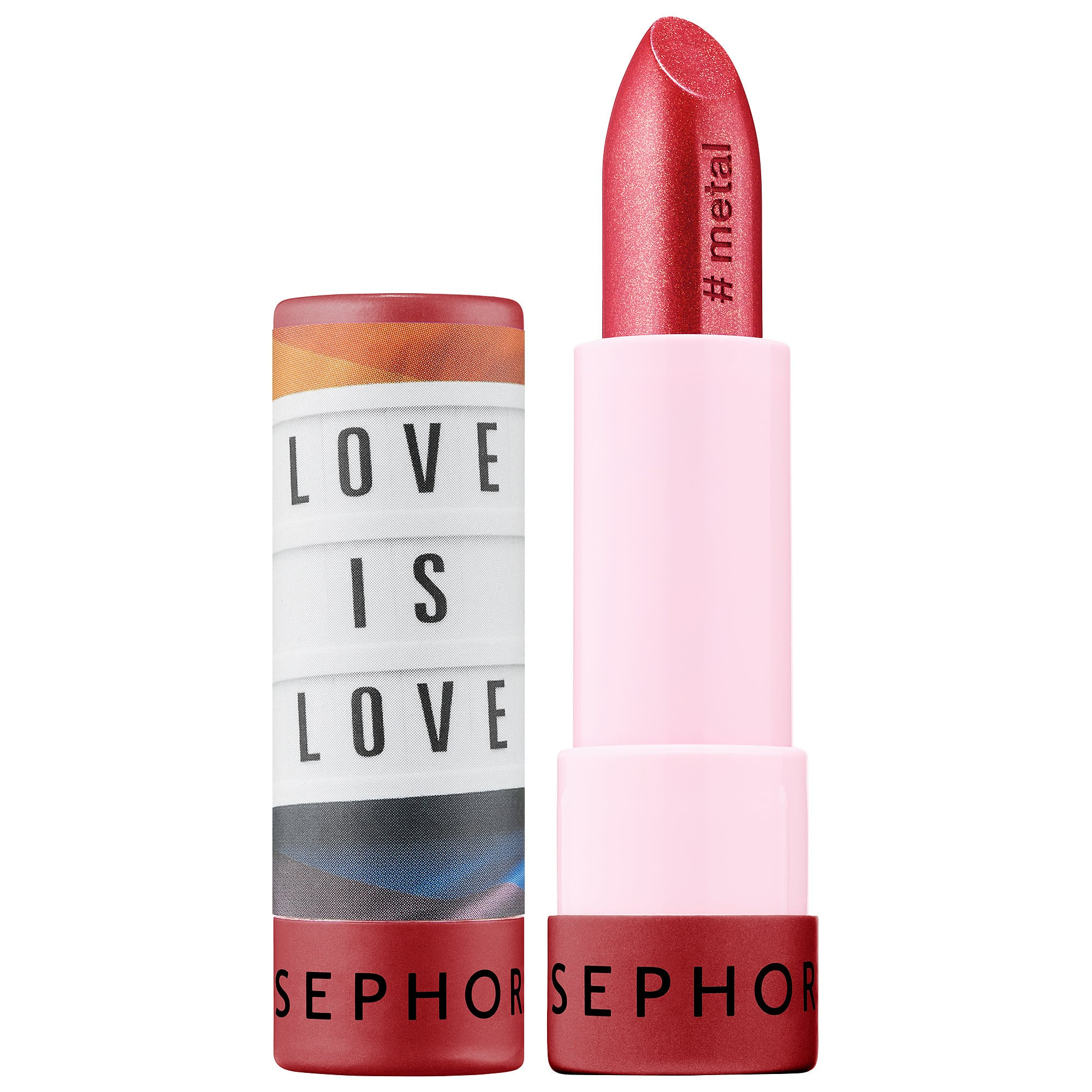 Sephora Pride 2019 - The beauty conglomerate has gone and done it again! Sephora has curated its inaugural Sephora <3's Pride collection of makeup, skincare, and lashes to support LGBT organizations.$1 from every product sold from the collection is donated to charity partners that provide resources and support to LGBT communities across the US. Prices for products range from $8 (Sephora lipstick) to $45 (Anastasia palette).