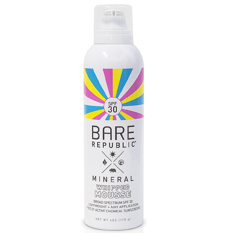 Bare Republic Mineral Mousse SPF 30
