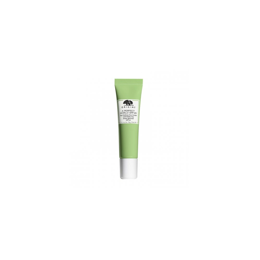 Origins A Perfect World SPF 20 Age-Defense Eye Cream with White Tea
