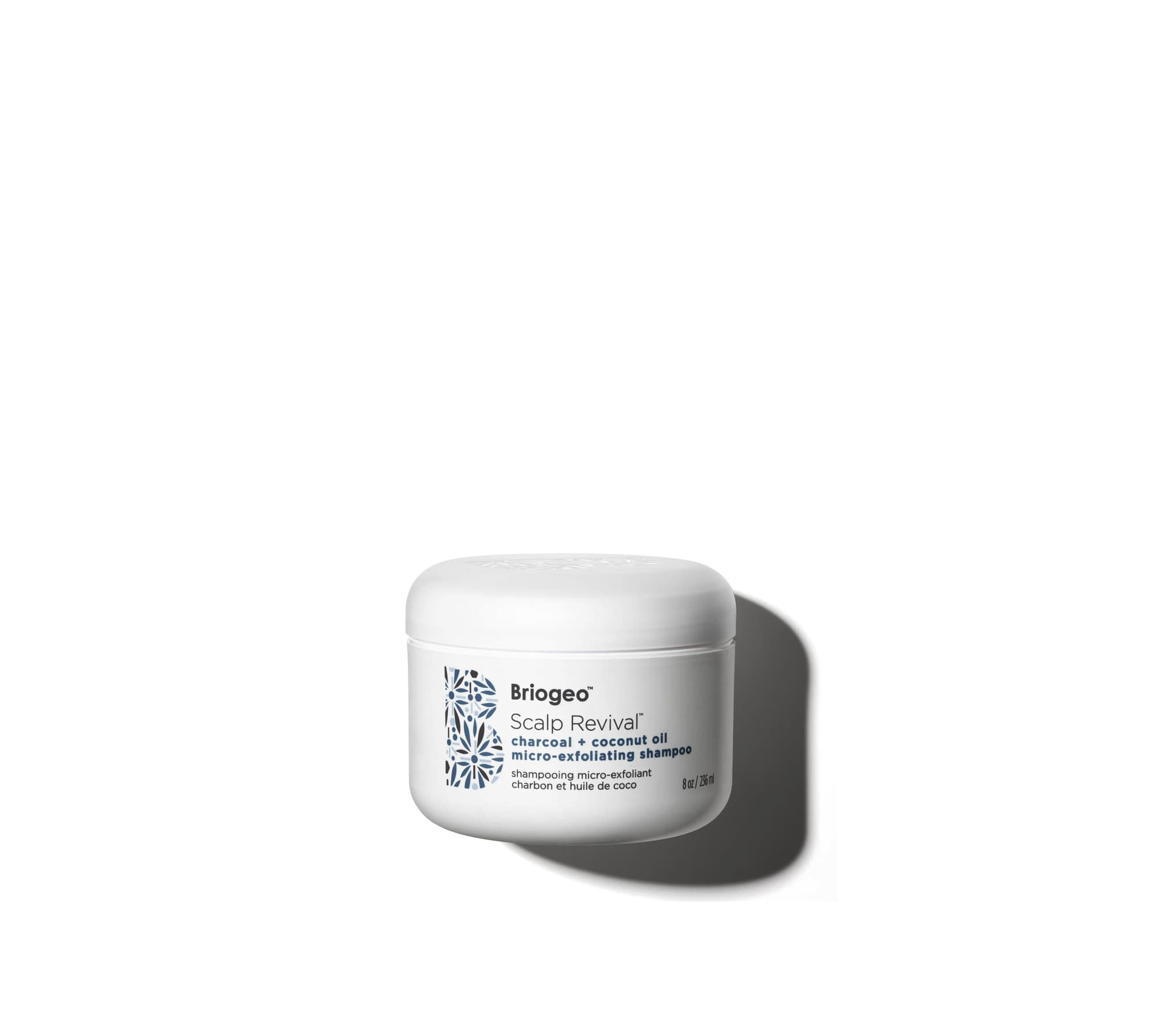 Scalp Revival Charcoal + Coconut Oil Micro-Exfoliating Shampoo BRIOGEO Price$42.00