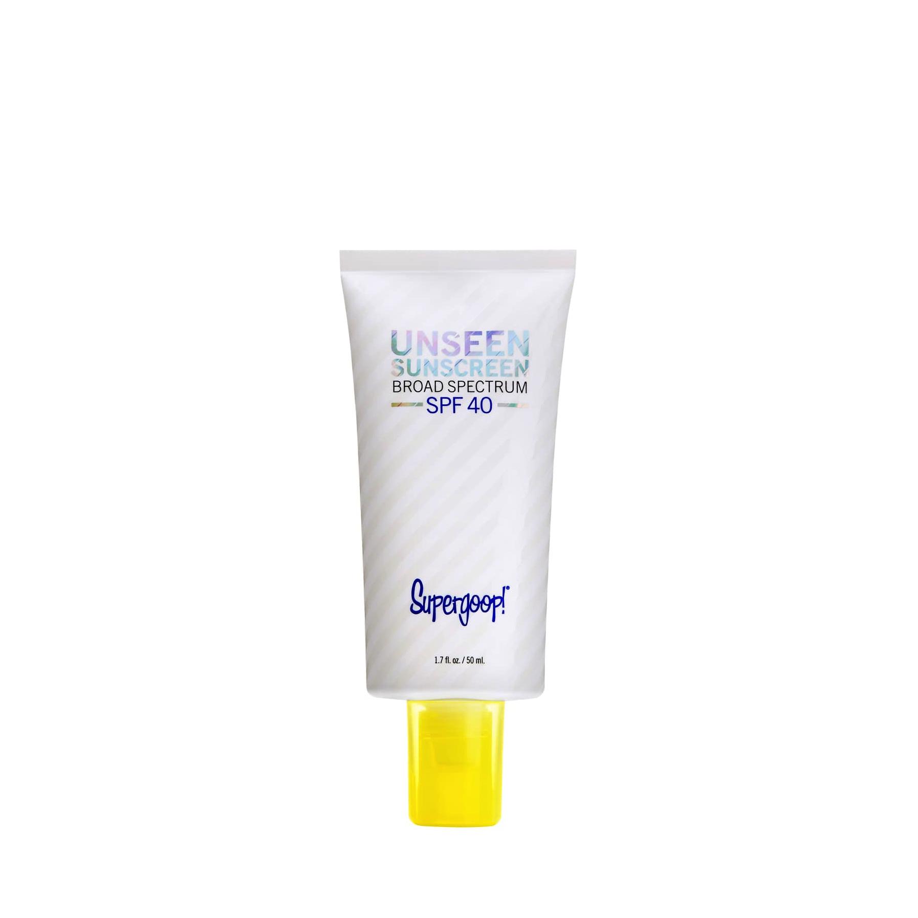Unseen Sunscreen