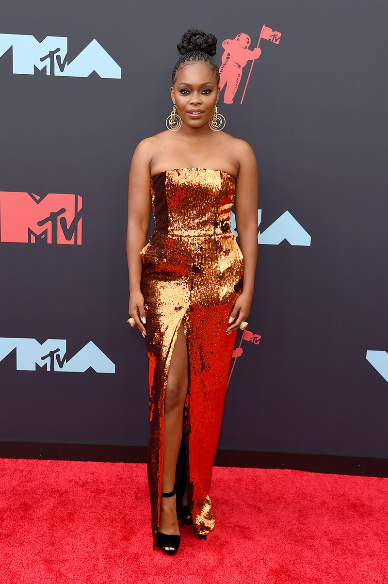 The go-to choreographer for some of the most well-known musicians in the biz won her first VMA last night.