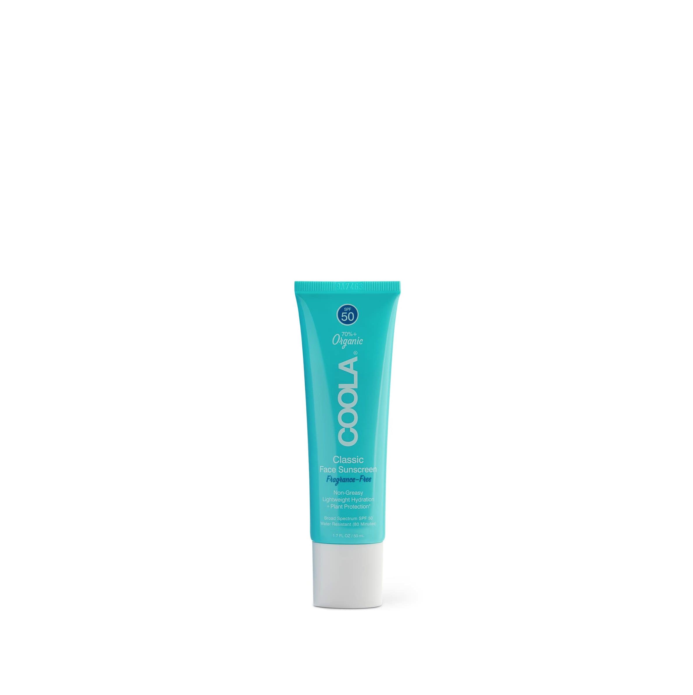 Organic Sunscreen for Face