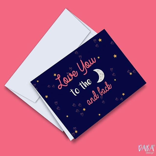 Printable Valentine Cards! ❤ Craft lovers. DIY Lovers. ❤ buy it here. https://www.etsy.com/shop/DARAGifts?ref=l2-shopheader-name #love #valentinesday #moon #feb14th #iloveyou #loveyoutothemoonandback #blue #stars #valentino #amor #miamor #liebe #navyblue #pink #cute #cutelove