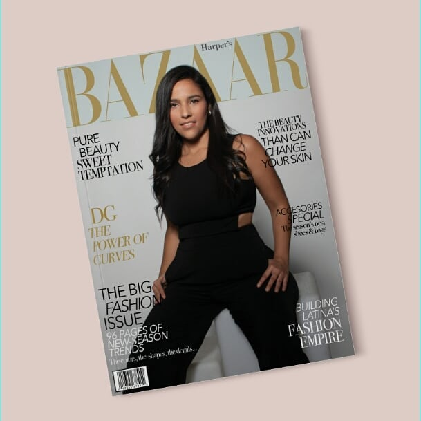 Magazine series - Part II. Playing with photoshop #photoshop #bazaar #bazaaronline #bazaarmagazine #magazine #photograpy #photoshoot #blackdress #black #skin #naturalskin #curves #latinas #miami #nyc #beauty #lighting #effects Photography - @svitlana_kyfiak
