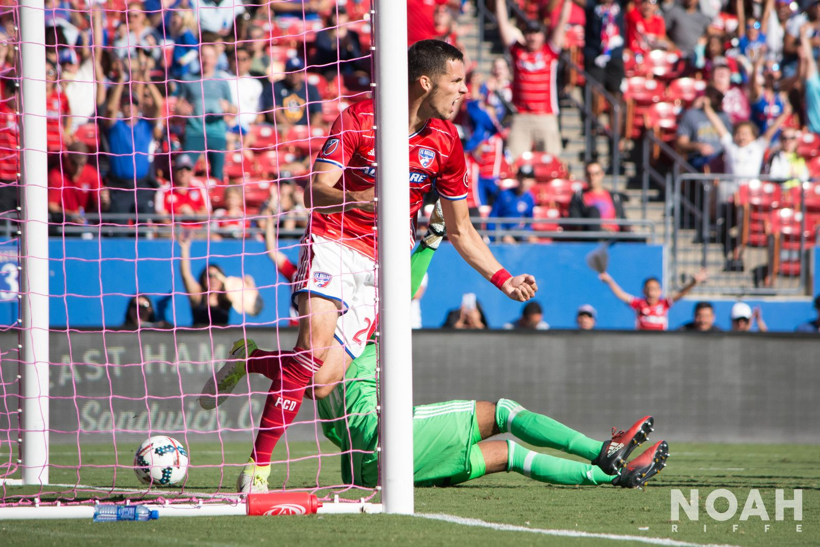FC Dallas vs. LA Galaxy: Match Photos - By: Noah Riffe