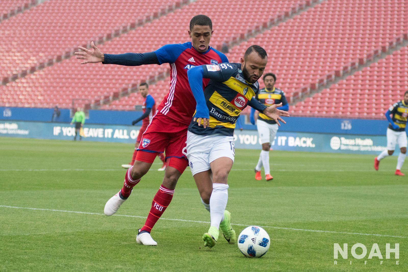 FC Dallas vs. C.S. Cartaginés: Match Photos - By: Noah Riffe