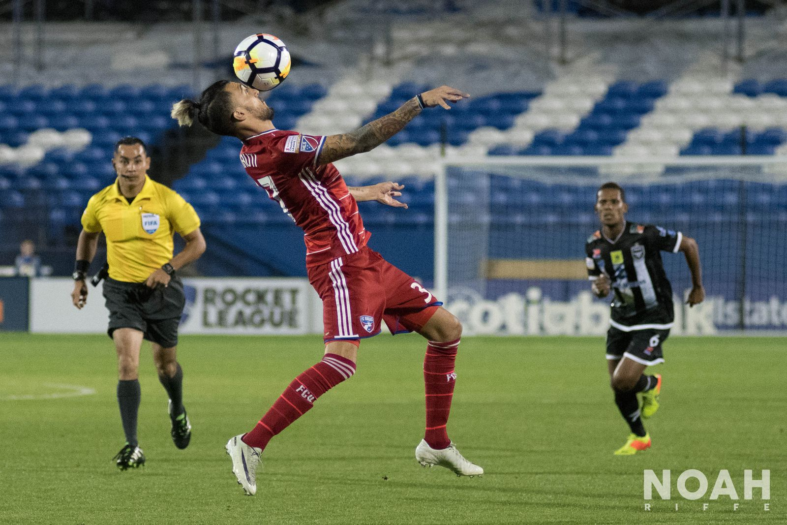 FC Dallas vs. Tauro FC: Match Photos - By: Noah Riffe