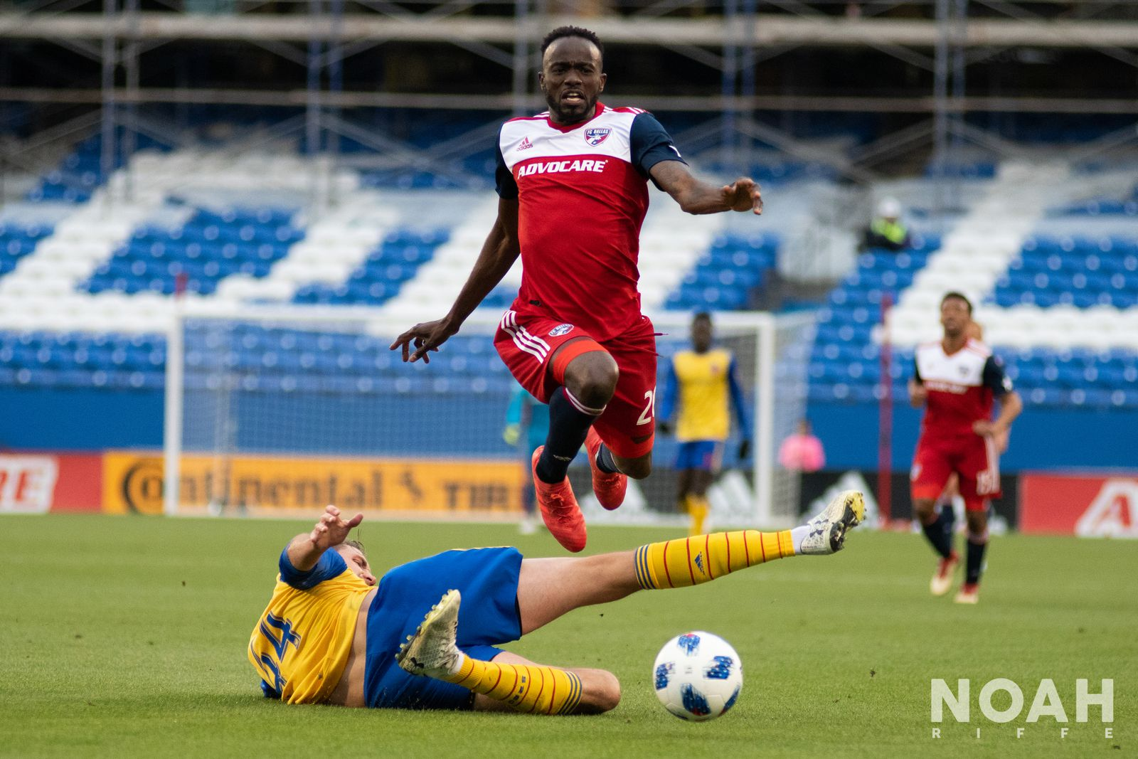 FC Dallas vs. Colorado Rapids: Match Photos - By: Noah Riffe