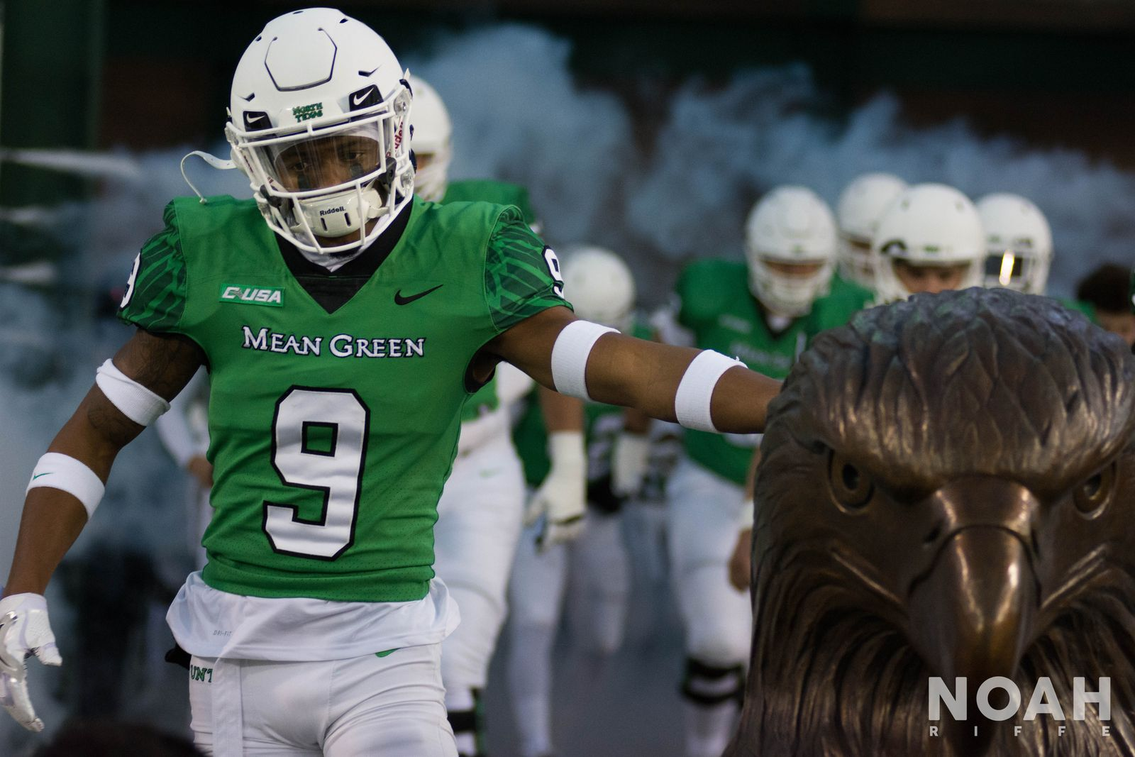 Photo Gallery: UNT vs. Army - By: Noah Riffe