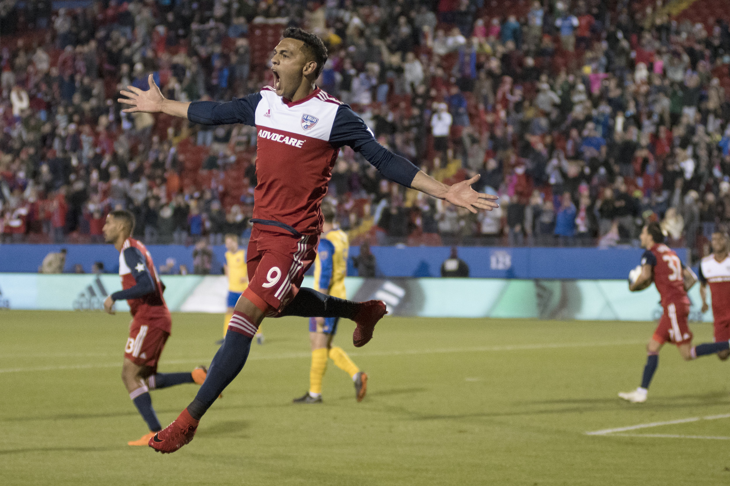 Around MLS - Contributing Photographer (Mar 2018 - Oct 2018)Around MLS is a Major League Soccer blog with a promise to deliver fans the most recent news around the league.