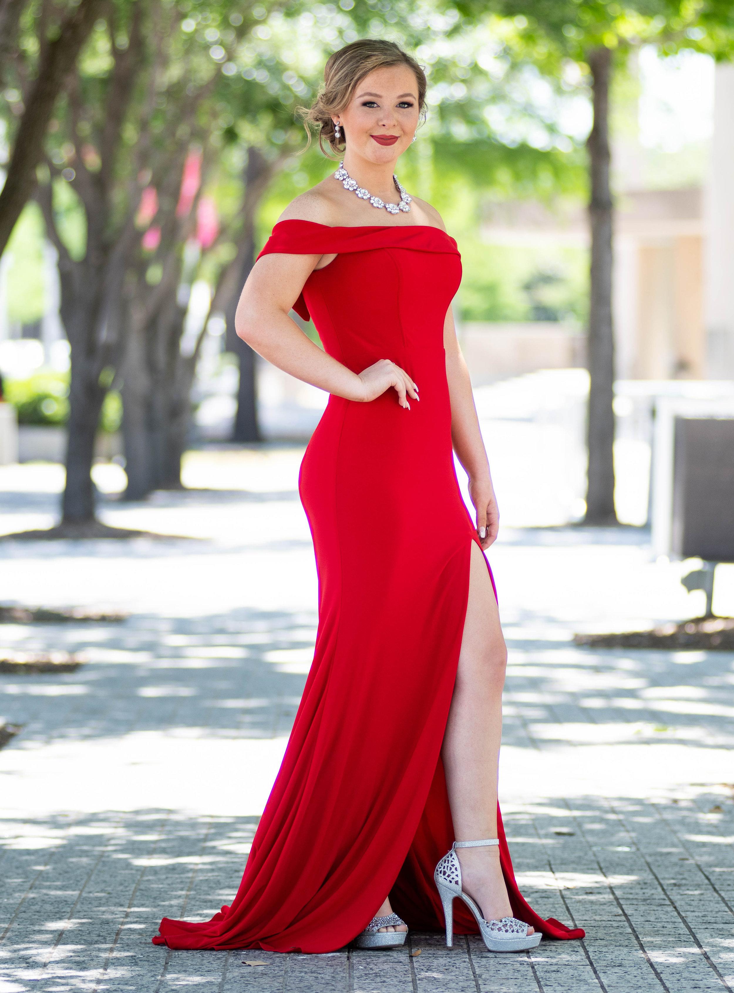 Braden Dawn, High School Prom Photos