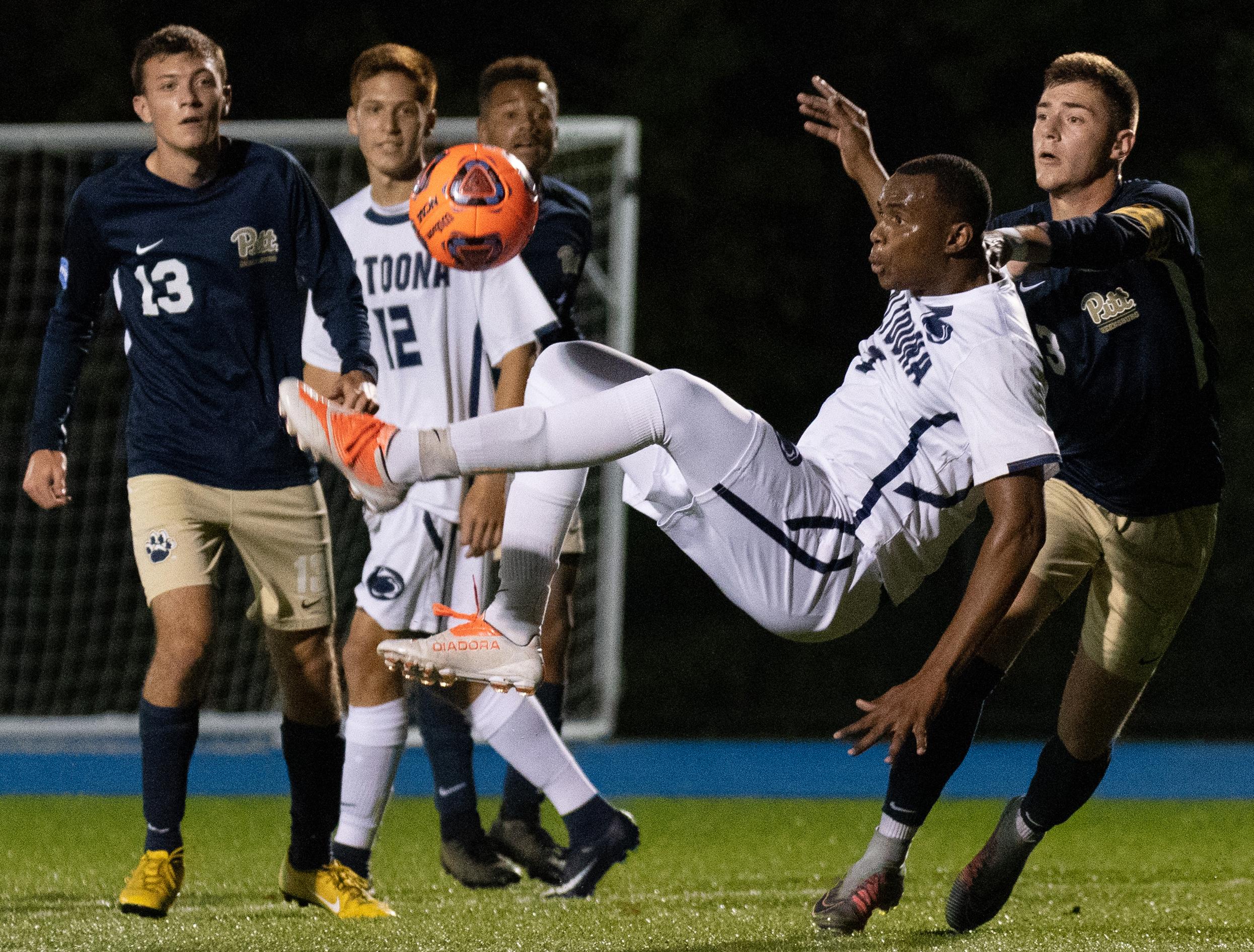 Men's Soccer, Pitt Greensburg, Alhaji Umaru Koroma