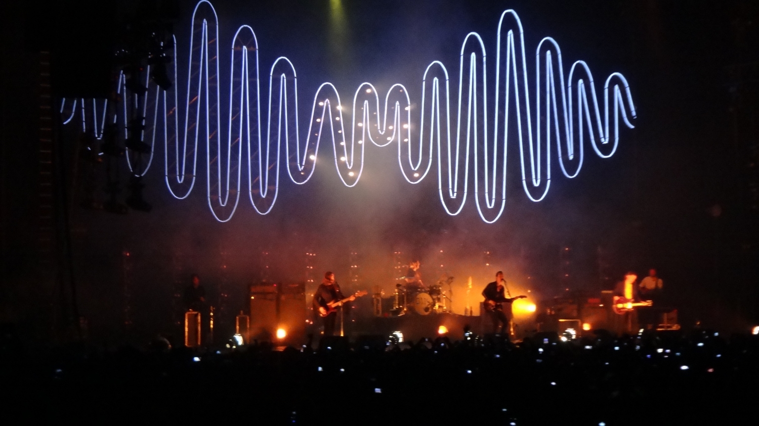 Arctic Monkeys - Staples Center - August 2014