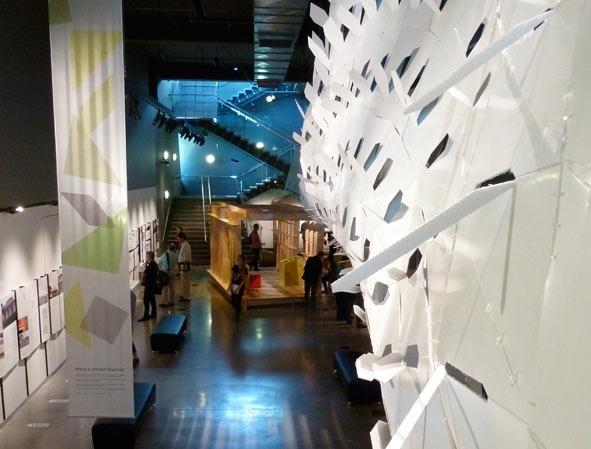 PrefabNZ's 2013 exhibition Kiwi Prefab: From cottage to cutting edge