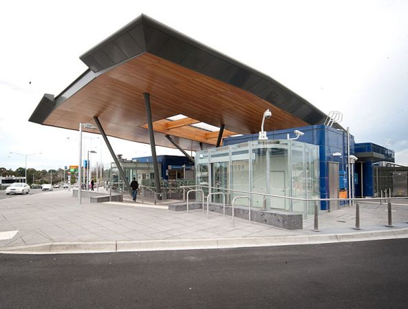 Nunawading Train Station, Melbourne