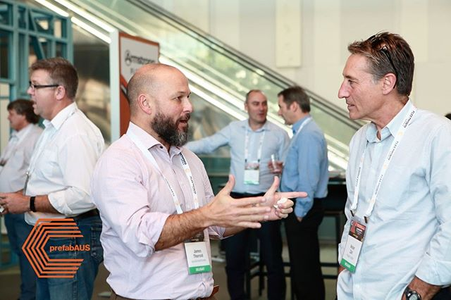 #prefabausSYD19 is the chance for our partners to connect with the biggest players and brightest minds in modern construction, to receive exclusive partner benefits, priceless brand exposure, and the rare opportunity to discuss trending topics and industry issues. Only a few days left to take advantage of our NFY incentives! Contact us today to learn more about the best opportunity for your brand.  #constructingthefuture #prefab #architecture  #design  #construction  #modernbuilding  #sustainableconstruction