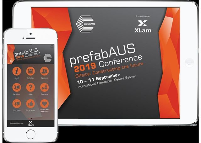 Only two weeks until the prefabAUS 2019 Conference at the International Convention Centre Sydney, and you have until the 1st of September to benefit from our standard registration rates, so don't put it off and secure your spot today! We're also about to release our Conference App for our attendees, don't miss out on the competition! – link in bio.  #prefabausSYD19 #Infrabuild #constructingthefuture #Innovation #prefab #architecture  #design  #construction