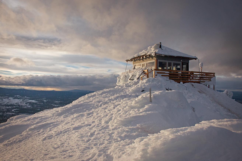 Hagar Mountain Lookout
