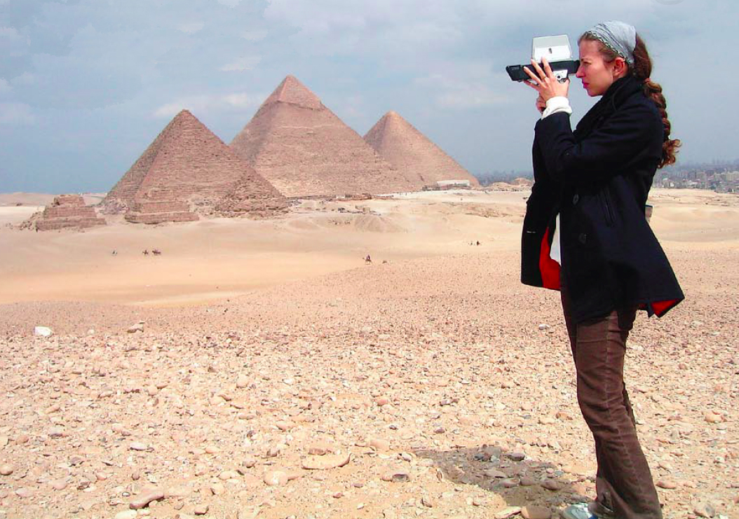 Filming in Cairo, Our City Dreams