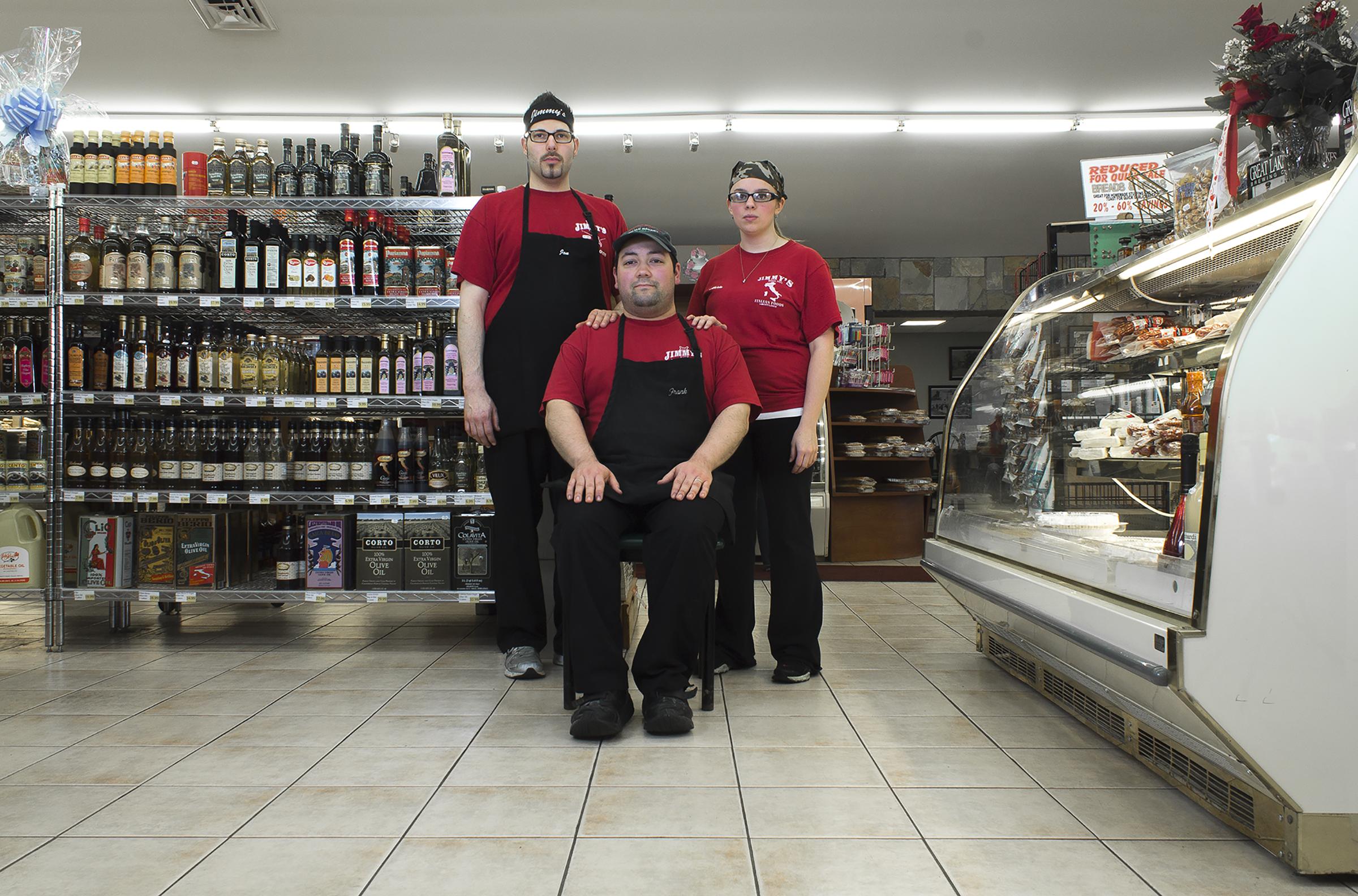 Jimmy's Italian Food Specialties, Youngstown, Ohio