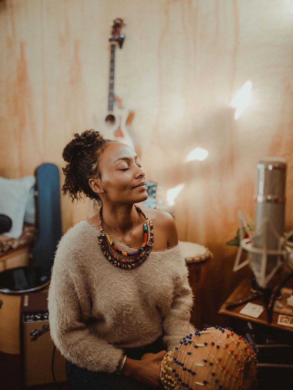 Theresa at Musiquito Studios @_sjwphotography