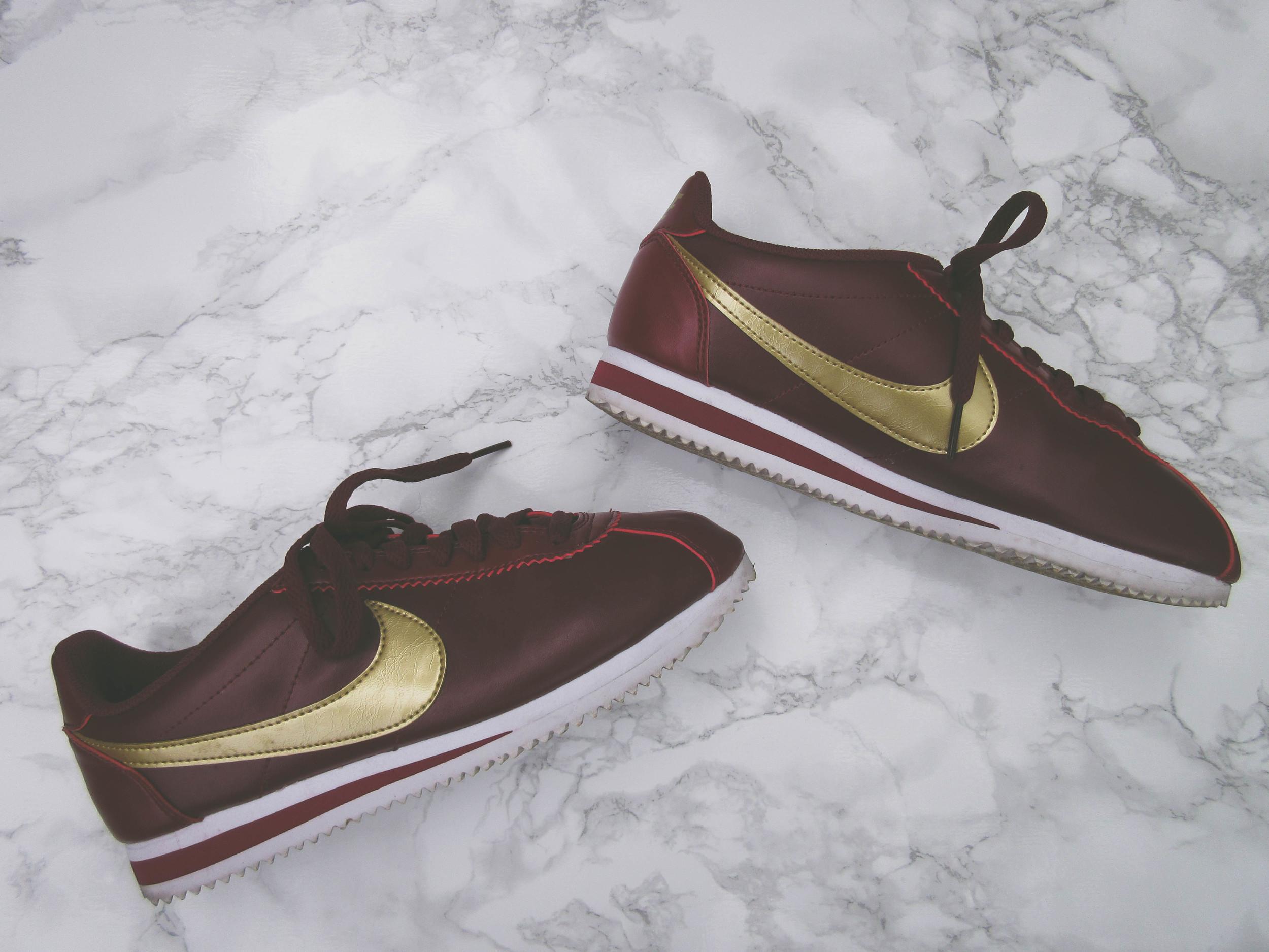 Nike Cortez  sneakers , $70