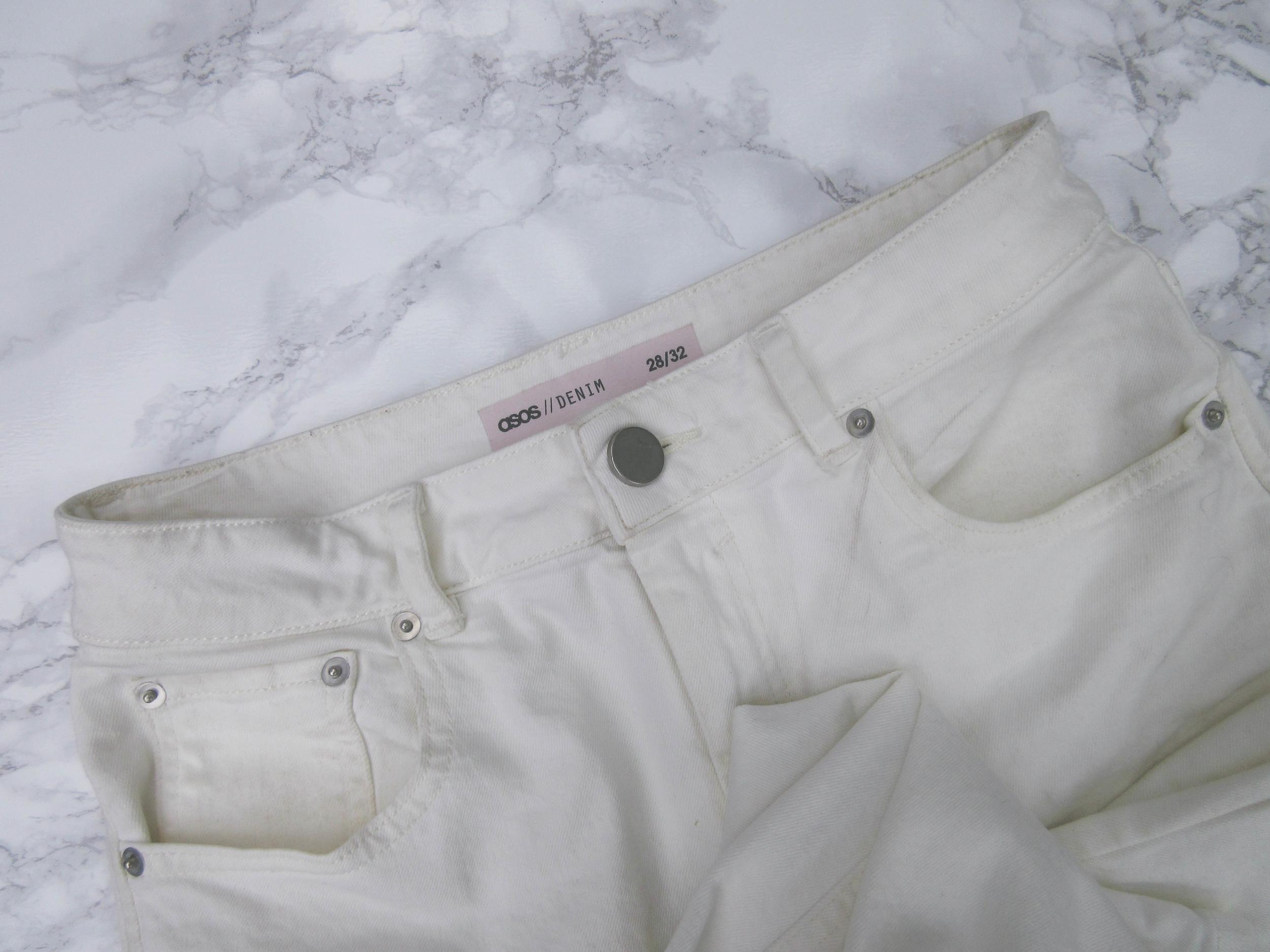 Asos Farleigh  Mom Jeans , $55