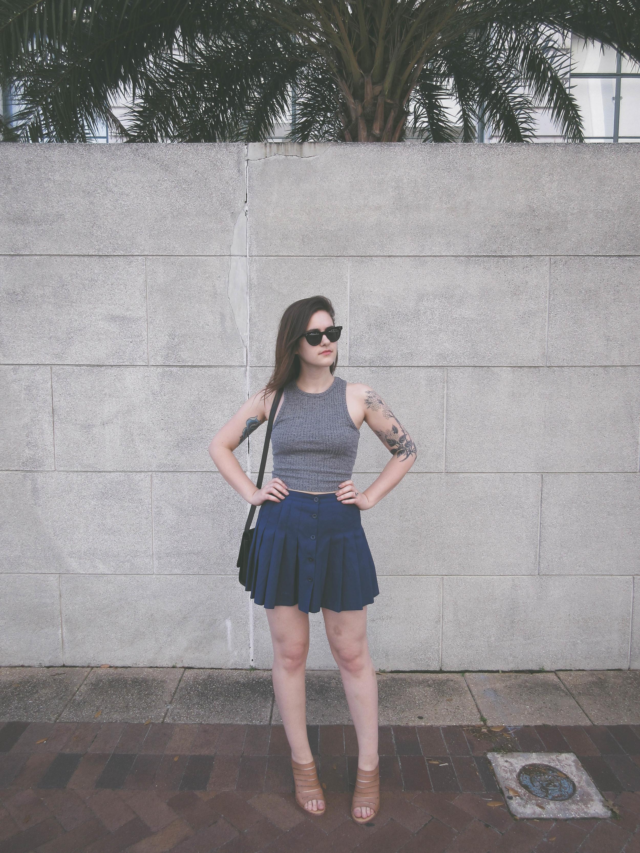 croptopandskirt