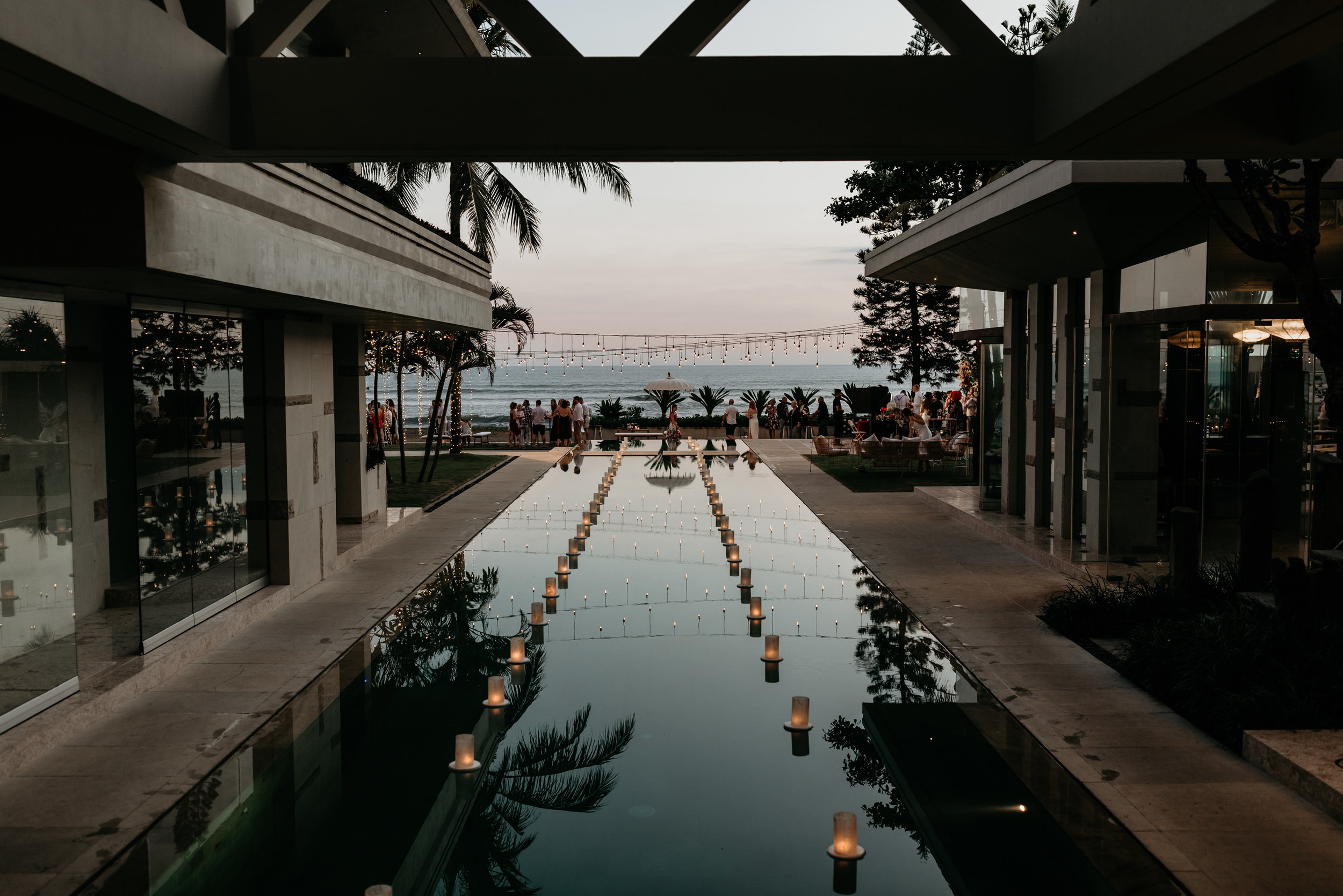 Villa Vedas, Bali wedding venue.