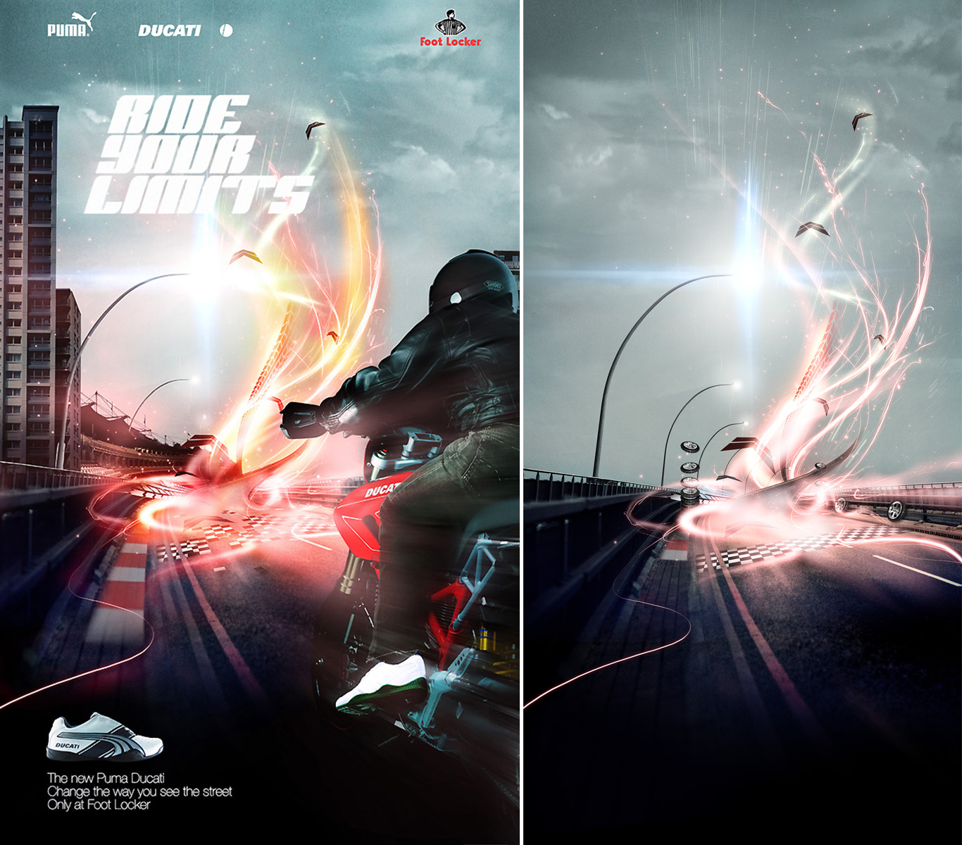 2008 / Puma x Ducati x Footlocker