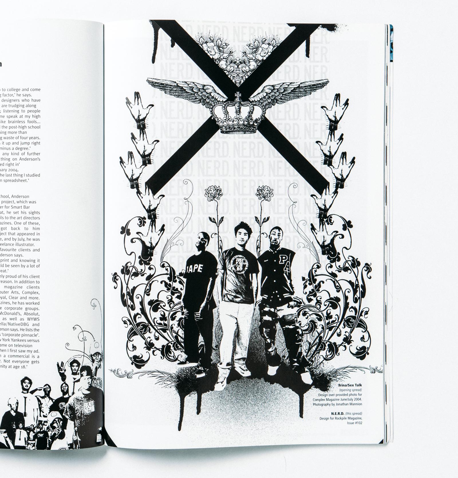 2004 / Rockpile Magazine/N.E.R.D.