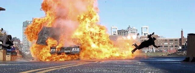 Pyrotechnics -