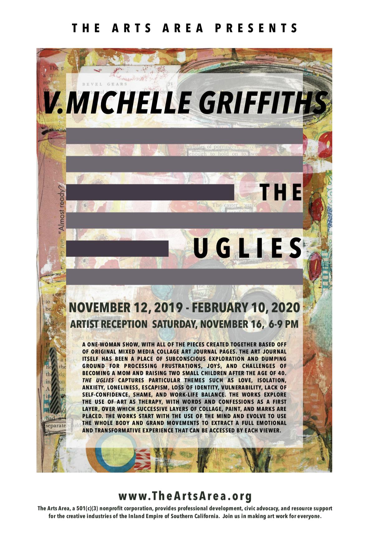 V. MICHELLE GRIFFITHS: November 12, 2019 - February 10, 2020