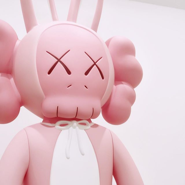 @kaws x @ngvmelbourne review up now via link in bio ⚡️