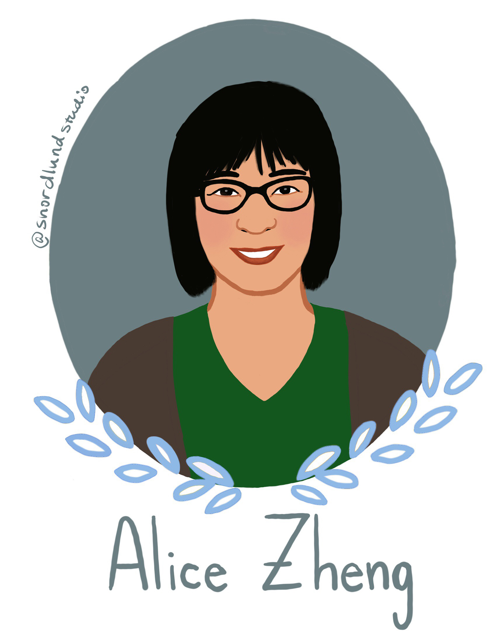 12. Alice Zheng - Alice Zheng is a machine learning researcher and technical leader. She has a PhD in electrical engineering and computer science, and a BA in computer science for mathematics. Zheng is currently the Senior Manager in Amazon's Ad Platform, and she's also writing an engineering book in her spare time.