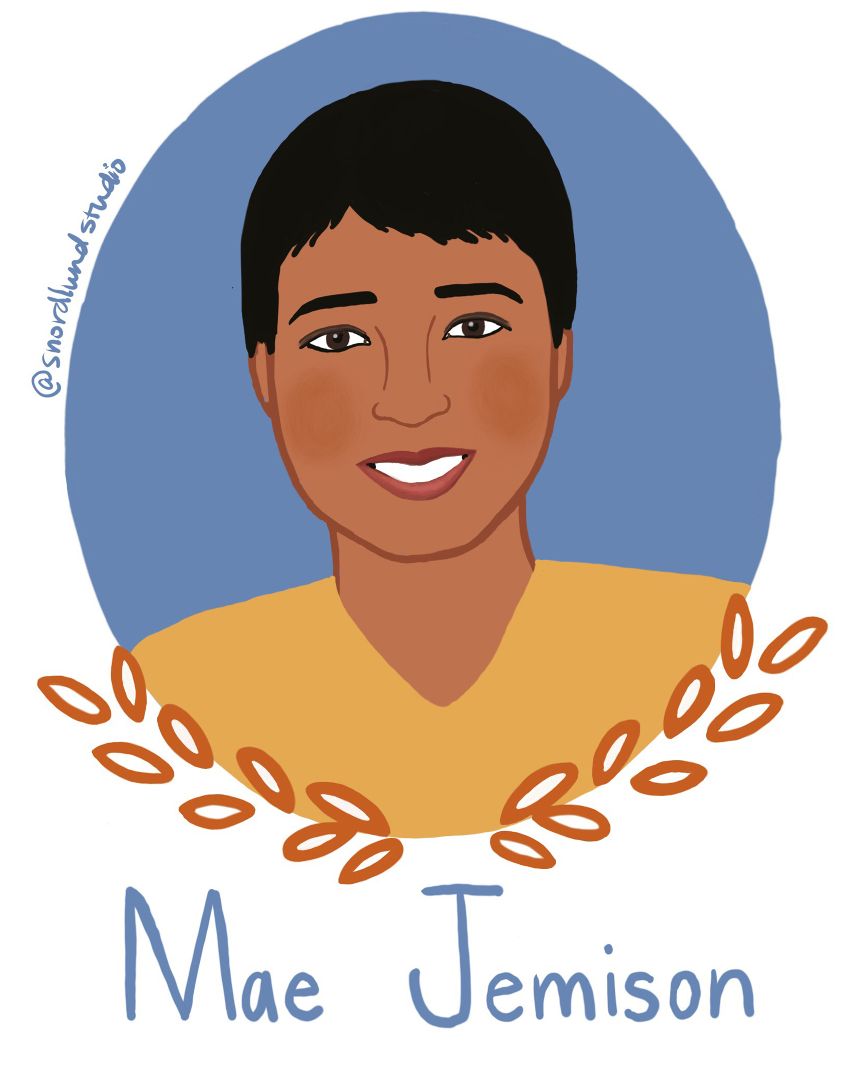24. Mae Jemison - Mae Jemison is an engineer, doctor, and astronaut. Jemison was the first African-American woman in space. In addition, she's acted, including on Star Trek. Jemison is also a dancer. She choreographed a musical as a student at Stanford, took classes while at Cornell Medical College, and later built a home dance studio. Jemison strongly believes her dance background helped prepare her for her time in space, and that art and science go hand and hand.