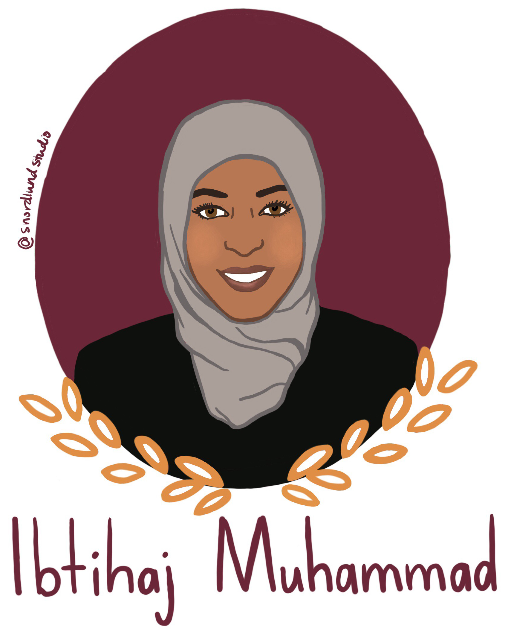31. Ibtihaj Muhammad - Ibtihaj Muhammad is a fencer and business owner. She's the first Muslim-American athlete to earn a medal at the Olympics. Muhammad's business, Louella, sells modest Muslim clothing.