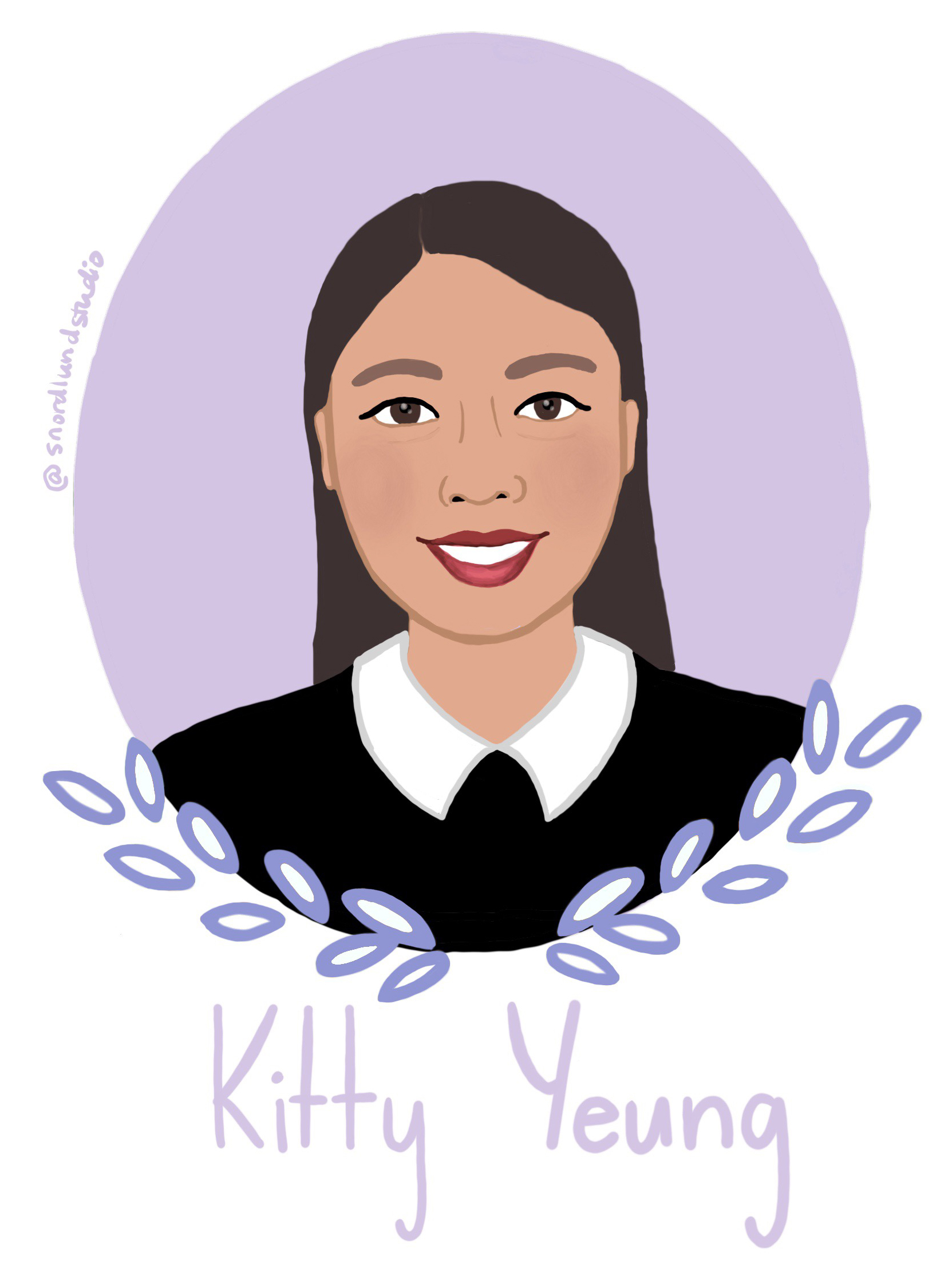 41. Dr. Kitty Yeung - Dr. Kitty Yeung is a physicist and artist. She has a PhD in physics, and she creates high-tech fashion designs.