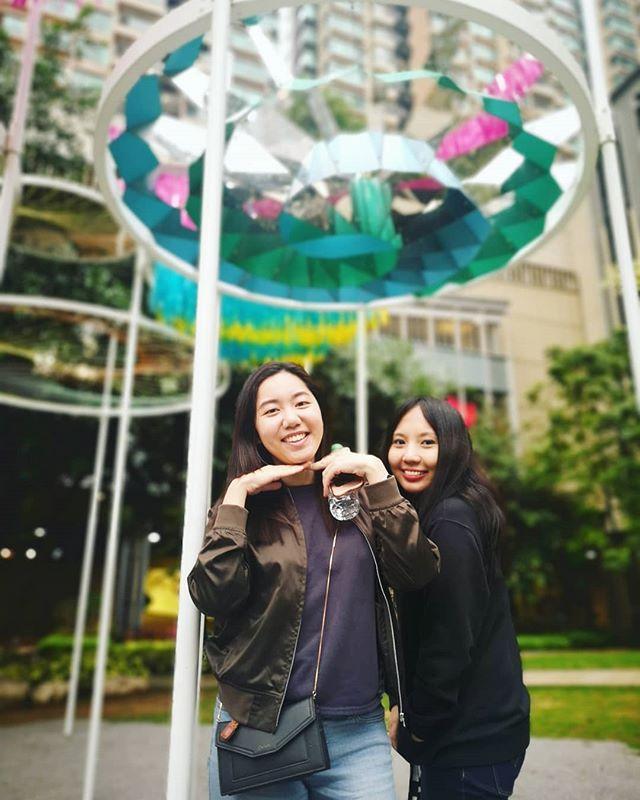 Missing having @ijessiepod in HK 🇭🇰! Photo cred: @cheungfunz (V good IG boyf material 😂) ° ° #HKLife #hkig #hkiger #🇭🇰 #hkgirl #travelgram #like4likes #throwback #yuenlong #discoverhongkong #tagforlikes