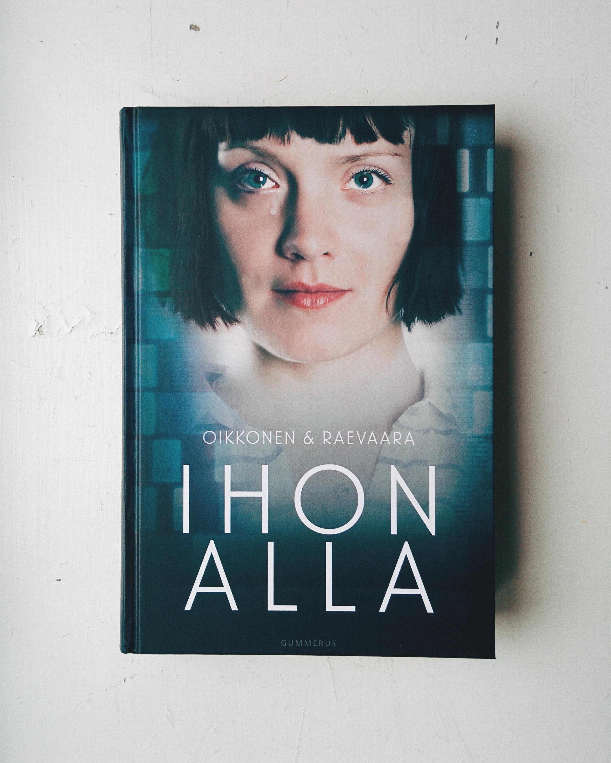 Book cover for  Ihon Alla .
