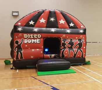 Disco Dome with Music and Light show