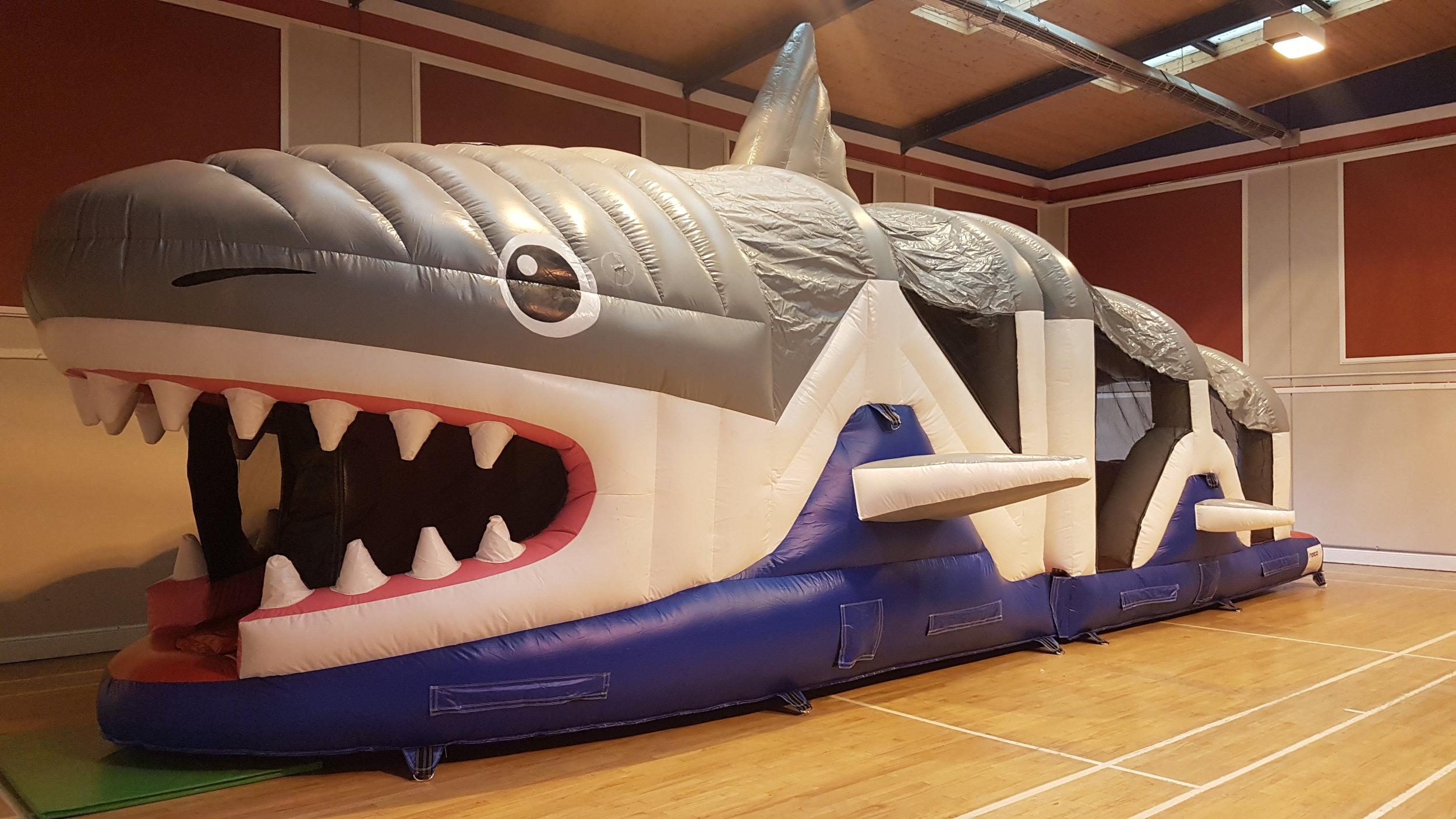 36 Foot Shark
