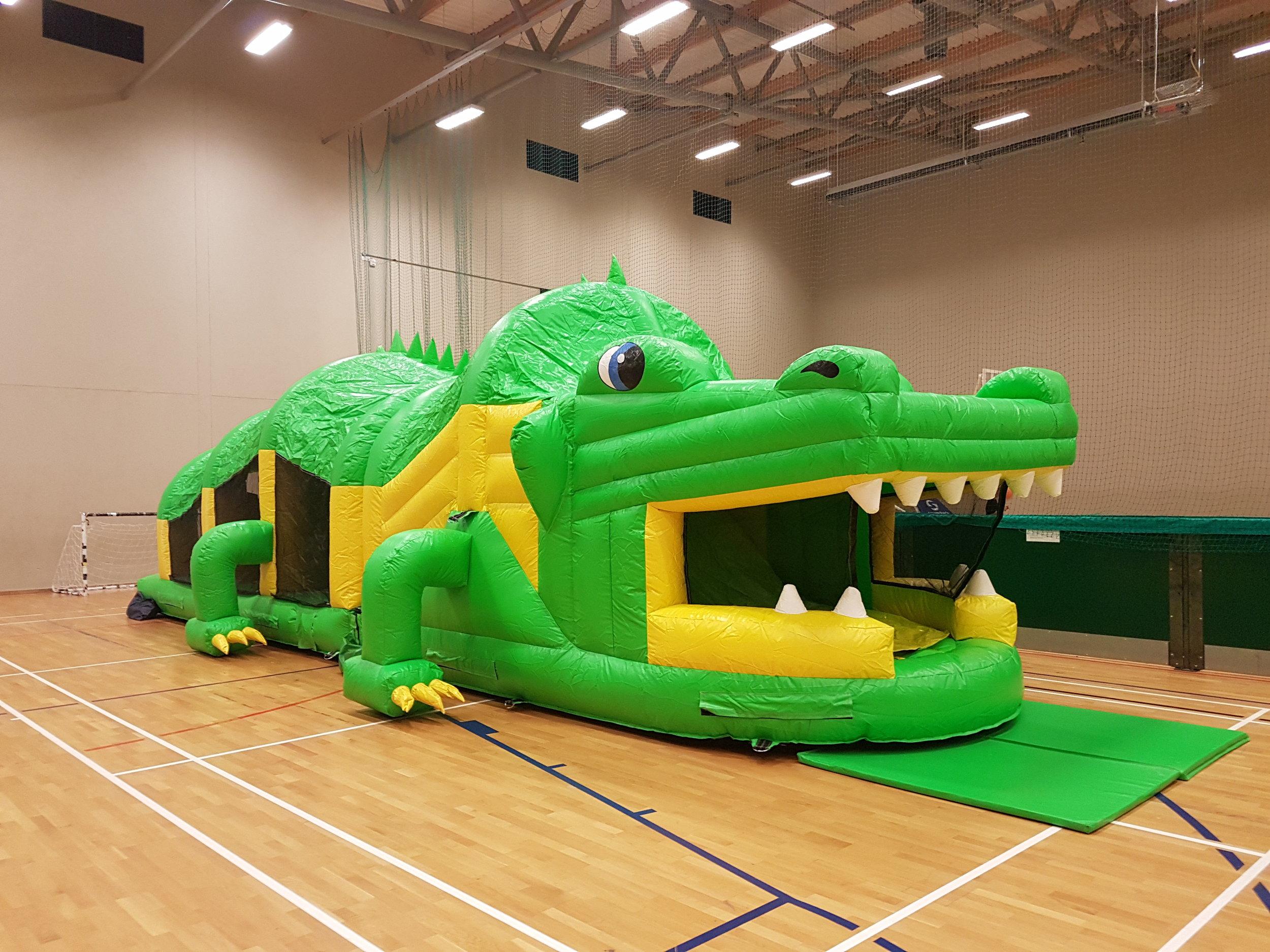36 Foot Crocodile