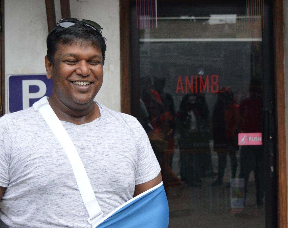 Dinesh Rajawasan, CEO and founder of Anim8